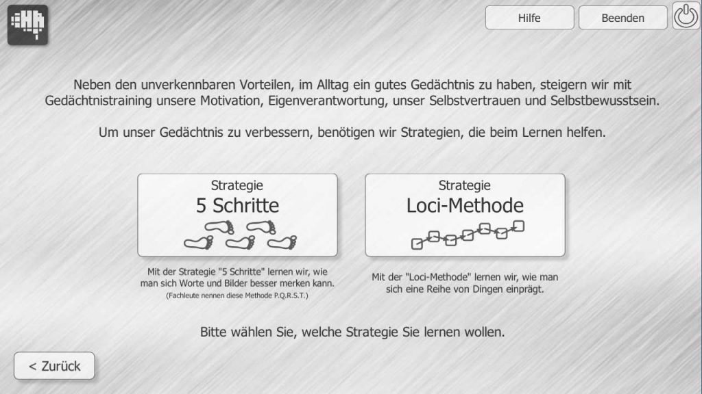 "Strategievermittlung ""Learn It"""