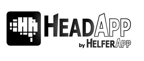 a HeadApp Logo
