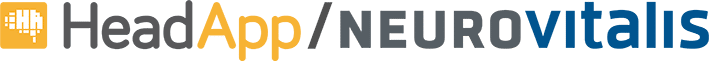 Produktlogos HeadApp / NEUROvitalis