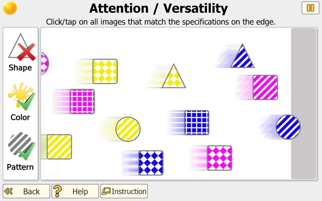 "NEUROvitalis Training ""Attention"""