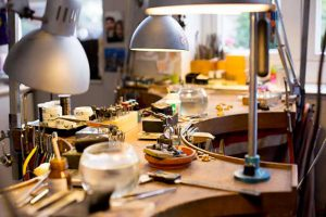 TiTo.Manufaktur, a small goldsmiths in Oldenburg, Germany